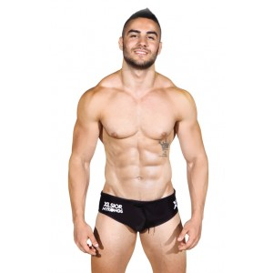 xlsior mykonos swim brief black