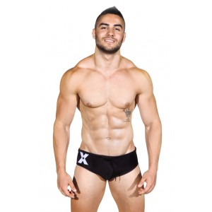 All star  xlsior swim brief black