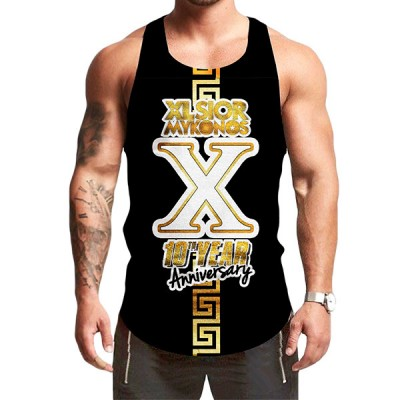 10th YEAR ANNIVERSARY EDITION TANK TOP