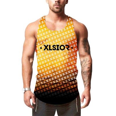 9th EDITION X`s TANK TOP