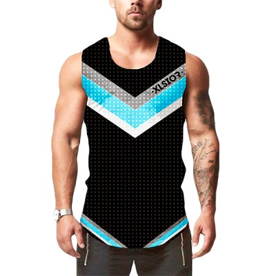 "9th EDITION ""V"" TANK TOP"